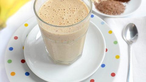 Diabetic Oatmeal Breakfast Smoothie Kitchen Nostalgia
