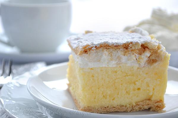 Custard Cream Slices - Kremsnite