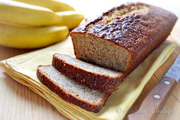 Basic Banana Cake