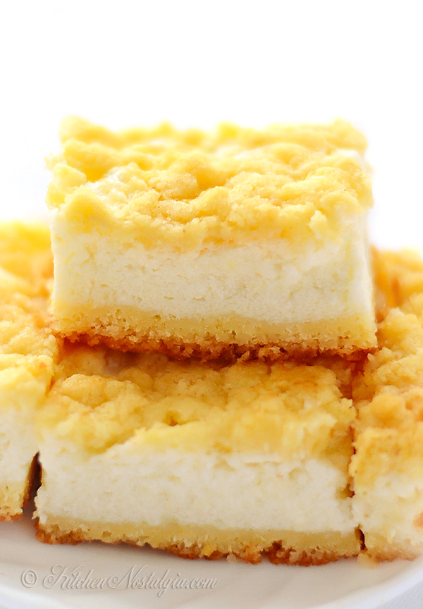 Cream Pie Bars
