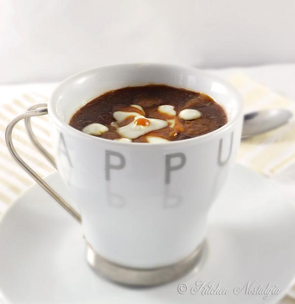 Salted Caramel Mocha - kitchennostalgia.com