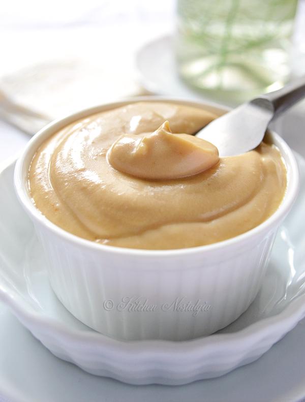 Salted Caramel Frosting - kitchennostalgia.com
