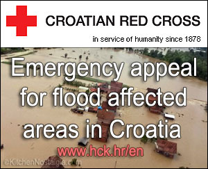 Flood in Croatia 2014