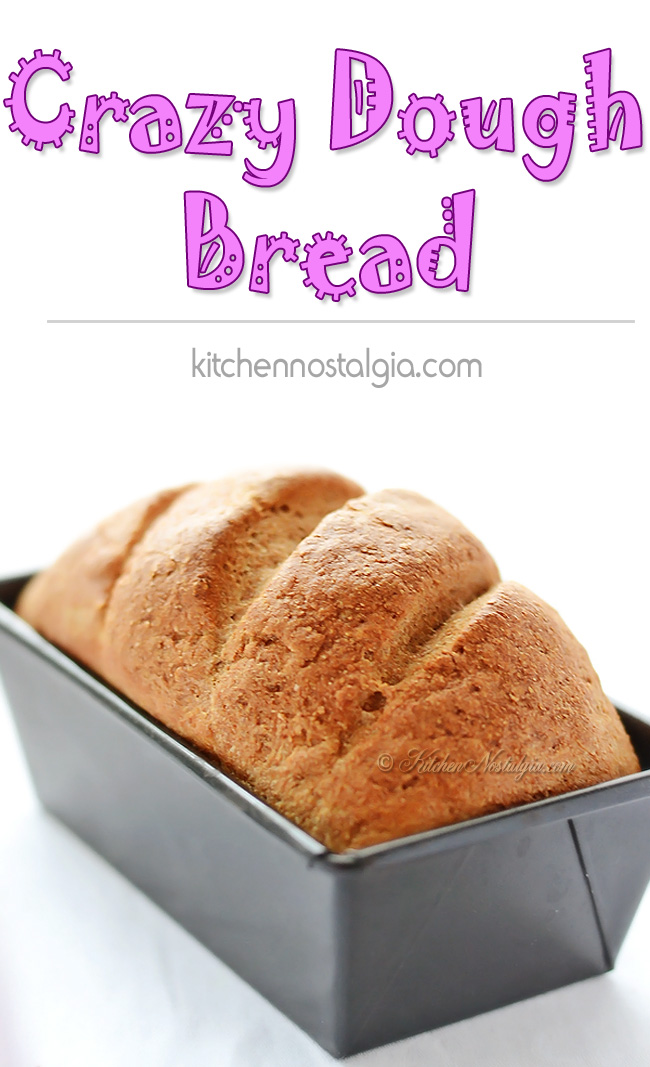 Crazy Dough Bread