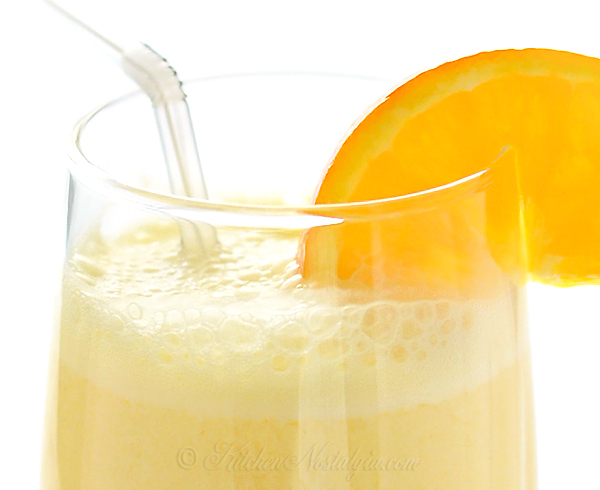 Orange Julius - kitchennostalgia.com