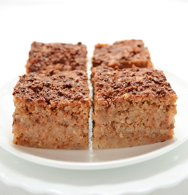 Super Moist Milk Cake - kitchennostalgia.com