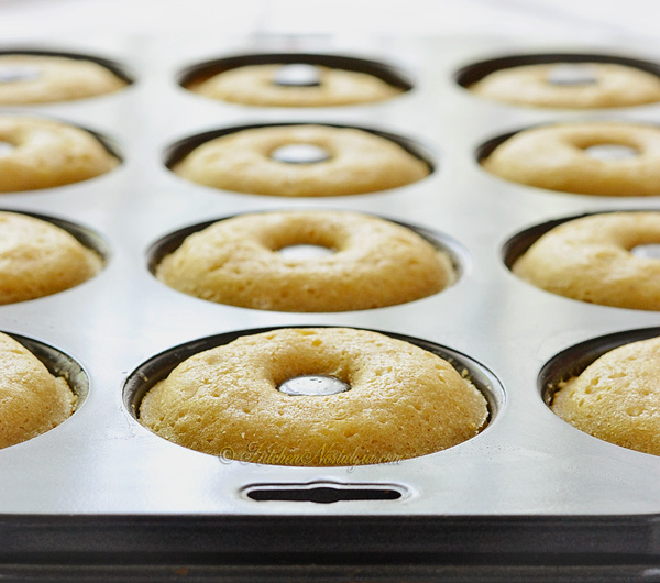 Churro Doughnuts - kitchennostalgia.com