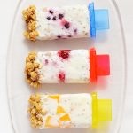 Breakfast Popsicles
