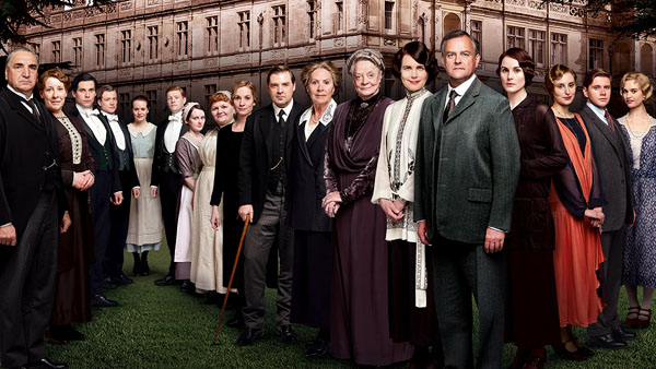 Downton Abbey 2014 TV Series Poster