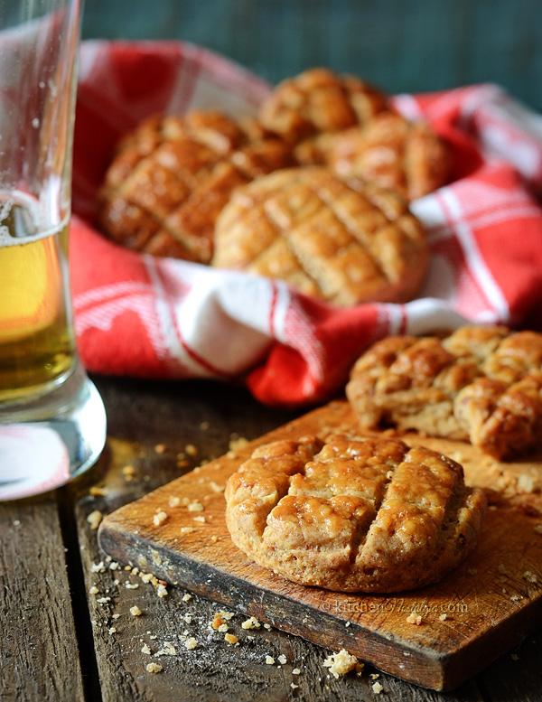 Crackling Biscuits