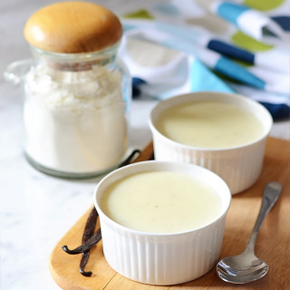 Homemade Vanilla Pudding Mix