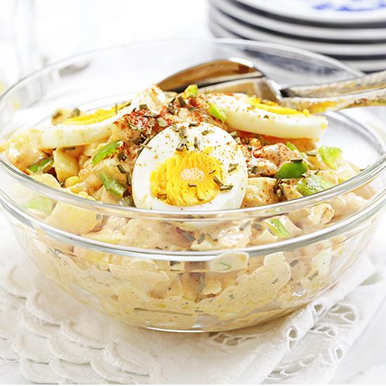 Rouses Cajun Potato Salad Recipe