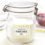 Homemade Pancake Mix - ready in minutes using a few basic ingredients. Easy!