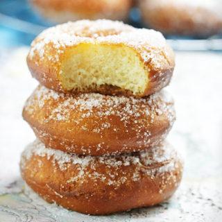 Crazy Dough Doughnuts