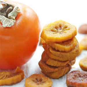 Dried Persimmon Slices