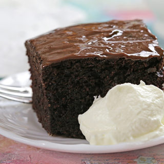 Ultra Moist Chocolate Cake