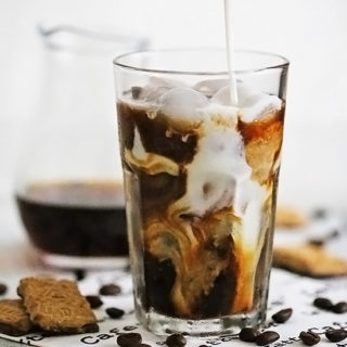 Decaf Ice Coffe
